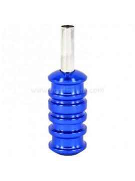 色 アルミニウム 入れ墨 ハンドル ブルー 5PCS