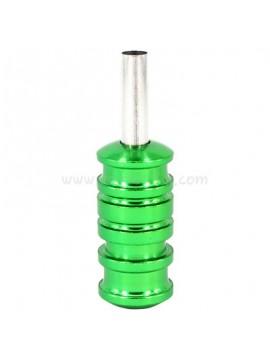 色 アルミニウム 入れ墨 ハンドル グリーン 5PCS