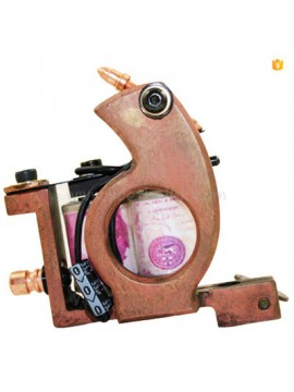 タトゥー マシン N103 10 層状コイルブロンズシェーダー Vase