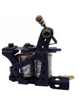 タトゥー マシン N120 10 層状コイルブロンズシェーダー Simple