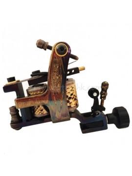 タトゥー 機械 N140 10 層状コイルブロンズシェーダー インク