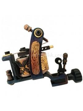 タトゥー 機械 N140 10 層状コイルブロンズシェーダー ラシャウィーブ